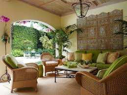 tropical design furniture. Tropical Design Ideas Patio With Outdoor Rug Lifestyle Green Cushions Furniture T