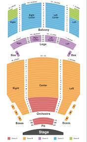 Santander Performing Arts Center Seating Chart Reading