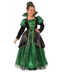emerald princess witch s costume