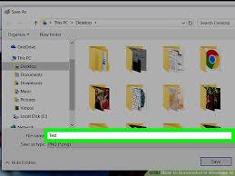 Screenshot On Pc Windows 10 4 Ways To Screenshot In Windows 10 Wikihow