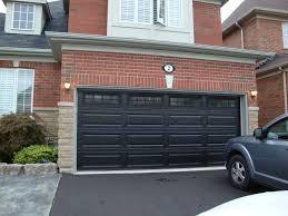 garage door ideasbest 25 black garage doors ideas on homecm intended for black