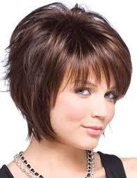 حلاقة شلال على الشعر القصير
