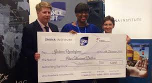 winner of the saana institute africa trades essay competition   4163 1
