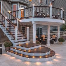 trex deck lighting. Trex Deck Lighting X