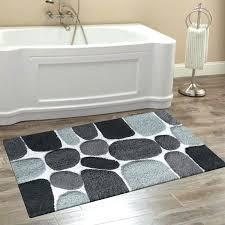 large pebble bath rug woodland imports