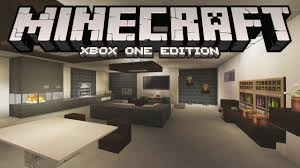 Minecraft Xbox   PS Modern House Interior Design Kitchen - Modern house interior