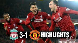 Liverpool vs Manchester United 3 - 1 Highlights & Goals 16/12/2018 - YouTube