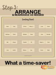Google Classroom Seating Chart How To Make A Digital Seating Chart With Google Slides