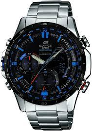 casio edifice analog digital watch era 300db 1a2vdr buy online casio zoom