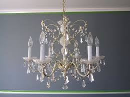 reference picture for painting a chandelier