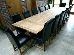 large dining room table seats 10 dining tables large oval dining table seats large round dining