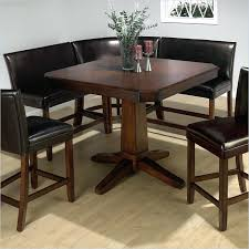 leather breakfast nook furniture. Breakfast Nook Furniture Image Of Leather Table Sets For Sale K