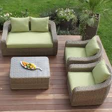 Special Treatment Rattan Chair Cushions — All Furniture