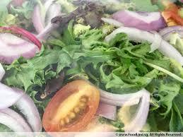 garden salad with thousand island dressing veg customer photo shiok kitchen catering garden salad with thousand island dressing veg
