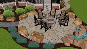 Landscape Deck And Patio Designer Manfredo 6 22 2017 Deck And Patio Design By Colorado Vista Landscape Design Inc