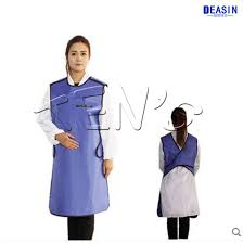 Us 70 0 Direct Selling X Ray Protection 0 35mmpb Lead Apron Hospital Dentistry Medical Exposure Radiation Protective Clothing In Teeth Whitening
