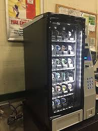 Tabletop Snack Vending Machine Simple A M S Table Top Snack Vending Machine 48 Select WCoin Bill