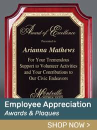 Employee Recognition Award Ideas Shop The Employee Recognition