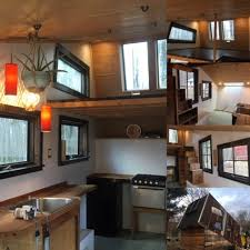 tiny houses for sale. 16 Foot Tiny House On A Trailer Houses For Sale