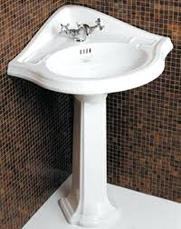 bathroom sink small pedestal bathroom sink sinks inside installation guide easy to follow