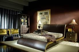 Modern Black Bedroom Furniture