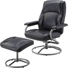 Office recliner chairs Boss Mainstays Plush Pillowed Recliner Swivel Chair And Ottoman Set Multiple Available Colors Walmartcom Modern Office Mainstays Plush Pillowed Recliner Swivel Chair And Ottoman Set