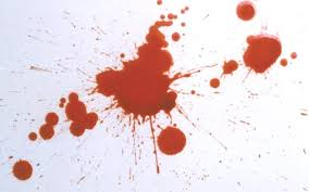 Blood Spatter Patterns Interesting Bloodstain Tutorial