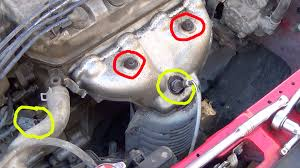 replacing an oxygen sensor in a 1998 honda civic (how to with 1999 Honda Accord Lx Oxygen Sensor Wiring Diagram 1998 civic o2 sensor removal locations 1999 Chevrolet Silverado Wiring Diagram