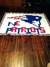 patriots rug new patriot playing rugby bathroom rugs england shirt n