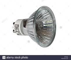 240v 50w Gu10 Light Bulb Dar 50w Gu10 240v Halogen Light Bulb Isolated On A White