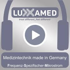 Luxxamed frequenz-spezifische Mikrostromtherapie