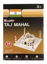 return gifts gift vouchers taj mahal 3d puzzle