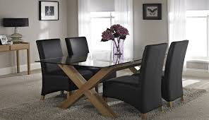 seater sets round delightful and reclaimed modern chairs room wood set dining glass kirk small designs