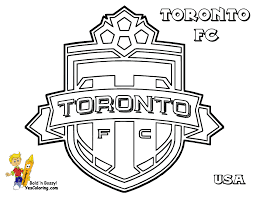 Small Picture Free Coloring Pages Soccer Printable Soccer Coloring Pages For