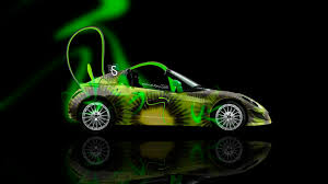 edag neon kiwi car