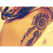 Dream Catcher Tattoo With Quote Best of Dream Catcher Tattoo With Quote Dreamcatcher Tattoos Steemit 24