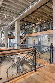 Warehouse Office Space Design Step Inside Clevers Cool San Francisco Office Cool Office