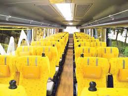 Highway Bus Seat Types And Onboard Features Kosokubus Com