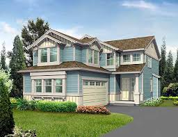 Northwest House Plan for Narrow Corner Lot   JD   nd Floor    Reset Password