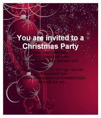 Microsoft Christmas Party Microsoft Office Christmas Invitation Templates Microsoft Office