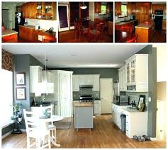 ranch style remodel before and after kitchen pictures of kitchens house ranch style kitchen ideas house