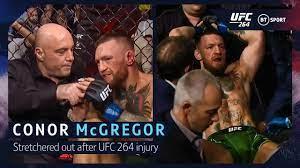 Conor McGregor UFC 264 interview ...