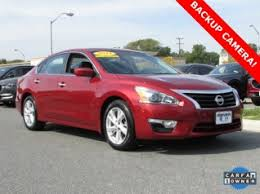 nissan altima 2014 silver. used 2014 nissan altima 25 for sale in rockville md silver
