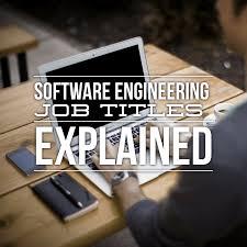 Software Engineer Designations Software Engineering Job Titles Explained Coderhood