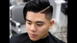 Men Haircuts Man Haircut Style Inspirational Slicked Back Undercut