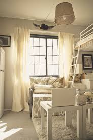 Extremely tiny bedroom Cute 11 Messy Nessy Chic 12 Tinyass Apartment Design Ideas To Steal