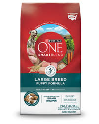 Purina One Smartblend Large Breed Puppy Formula Premium Dog Food