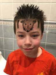 Crazy Hair Day For Boys Hedgehog Spikes Momspiration Pinterest