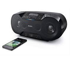 sony cd player. sony zs-rs70 bluetooth dab boombox with cd player cd