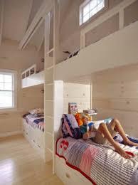 space saving kids furniture. Kids Furniture, Space Saving Children Bunk Bed For Four 4: Beautiful, Furniture